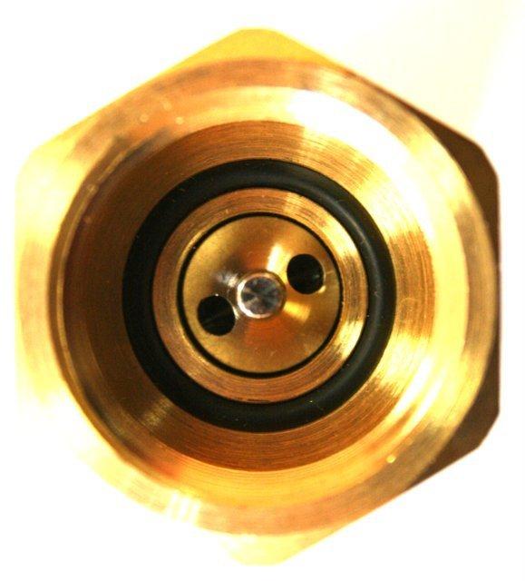 "Adapter G3/4"" - DIN477/9 7mm"