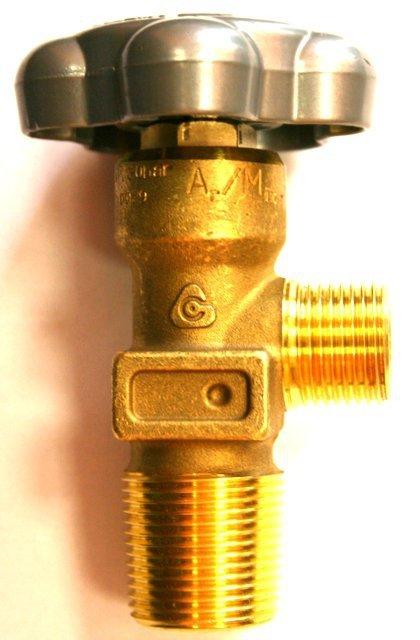 Zawór Argon 25E (duży czop) W21.8 230 bar z zaworkiem resztkowym w linii PERGOLA najwyższa jakość