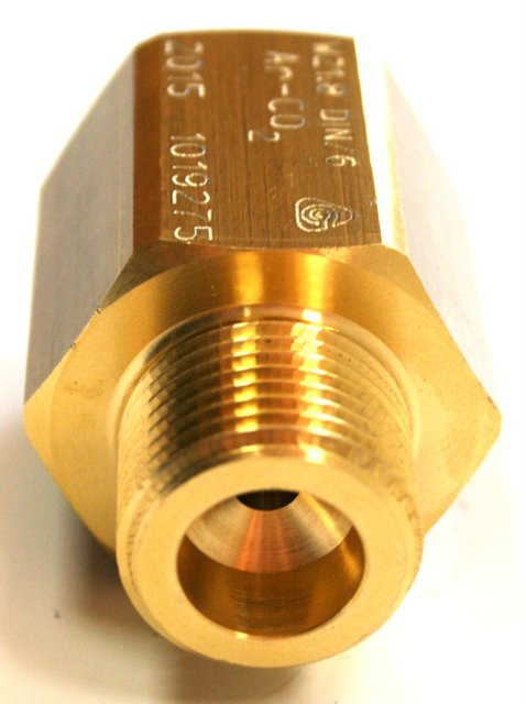 "Adapter W21.8x1/14""-DIN477/6 20mm"