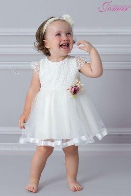 Sukienka chrzest 860 (CK)