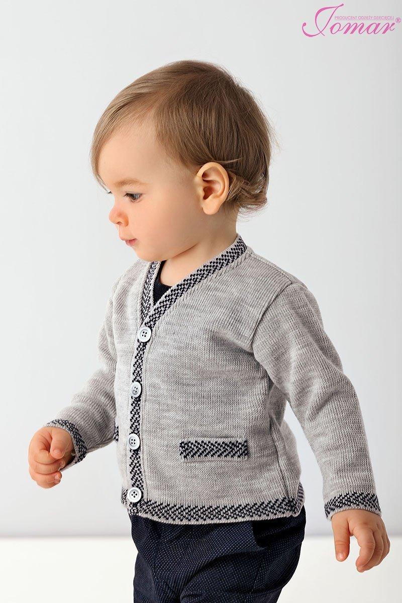 Sweterek chłopięcy 734