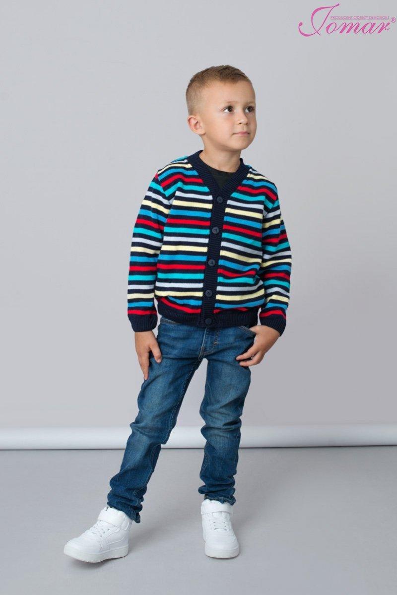 Sweterek chłopięcy 752