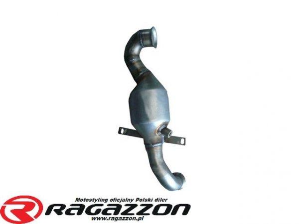 Katalizator / filtr DPF cząsteczek stałych RAGAZZON EVO LIN sportowy wydech