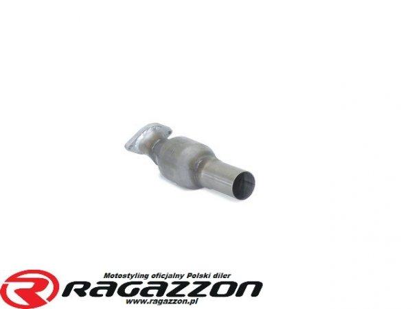 Katalizator metaliczny RAGAZZON EVO LINE sportowy wydech