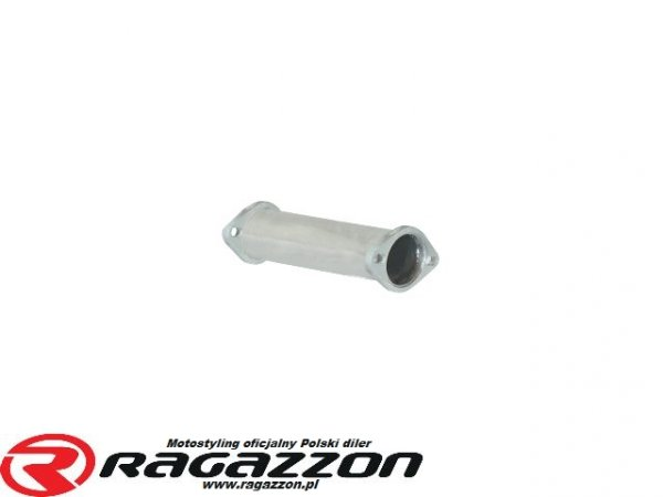 Katalizator przelotowy RAGAZZON EVO LINE sportowy wydech
