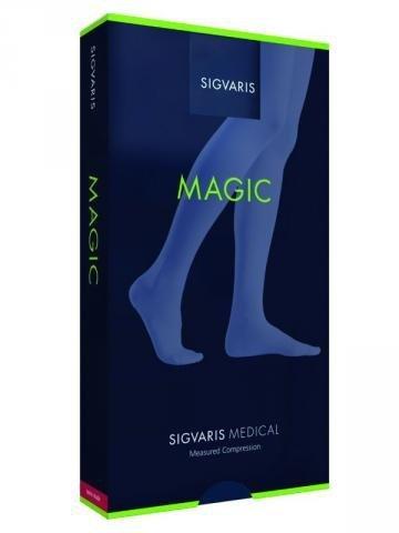 Sigvaris Pończochy samonośne przeciwżylakowe I klasy ucisku MAGIC Style SEMITRANSPARENT