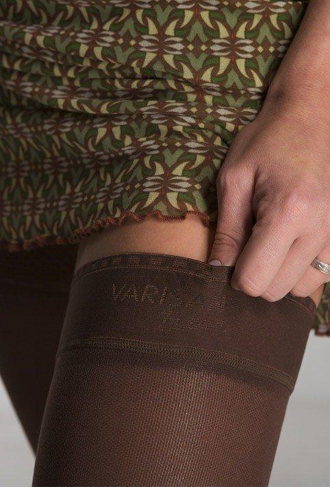 Pończochy przeciwżylakowe samonośne II klasy ucisku Varisan Fashion