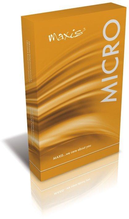 MAXIS Rajstopy przeciwżylakowe ciążowe Micro II klasa ucisku