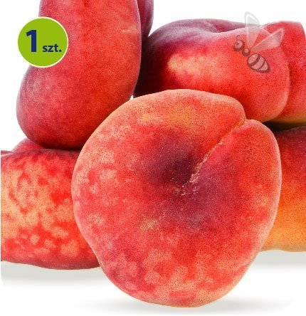 Brzoskwinia Fruit Me® Peach Me Donut 1 sztuka