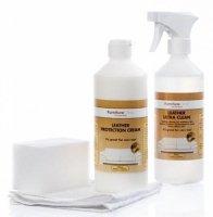 Środki do czyszczenia i konserwacji skóry