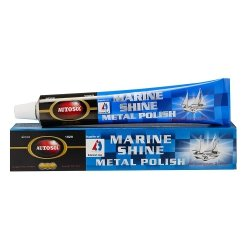 AUTOSOL marine shine pasta polerska do czyszczenia polerowania łodzi jachtu
