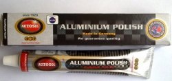 AUTOSOL pasta polerska do aluminium Aluminium Polish 75 ml