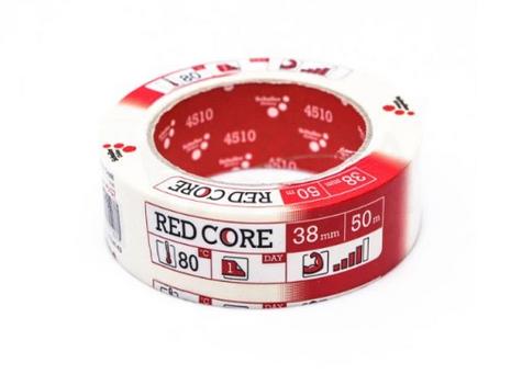 Taśma maskująca red core schuller 38x50