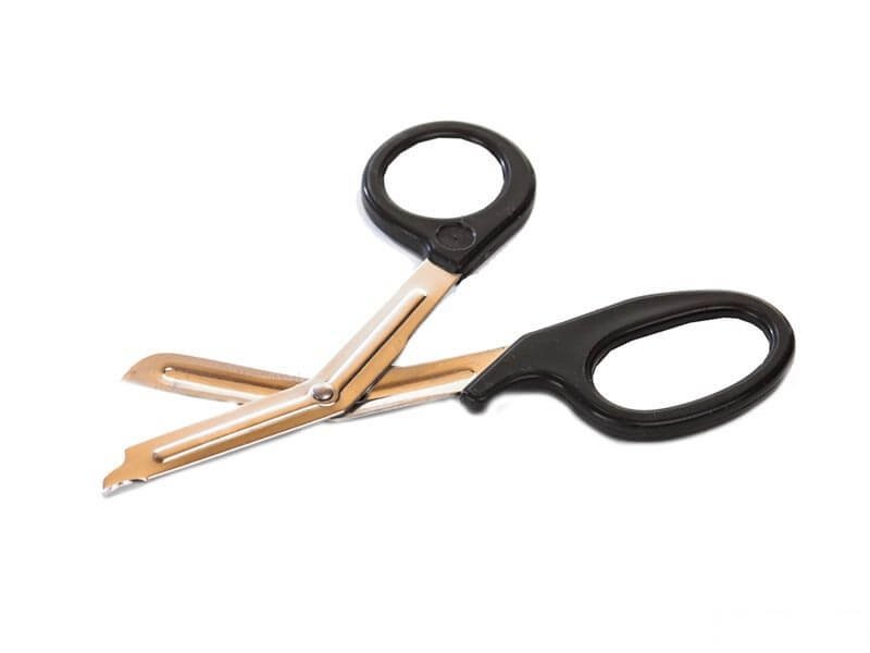 Nożyczki ratownicze (opatrunkowe)
