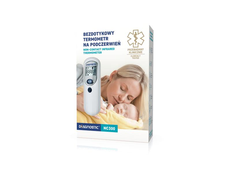 Diagnostic NC300 - termometr z wyświetlaczem