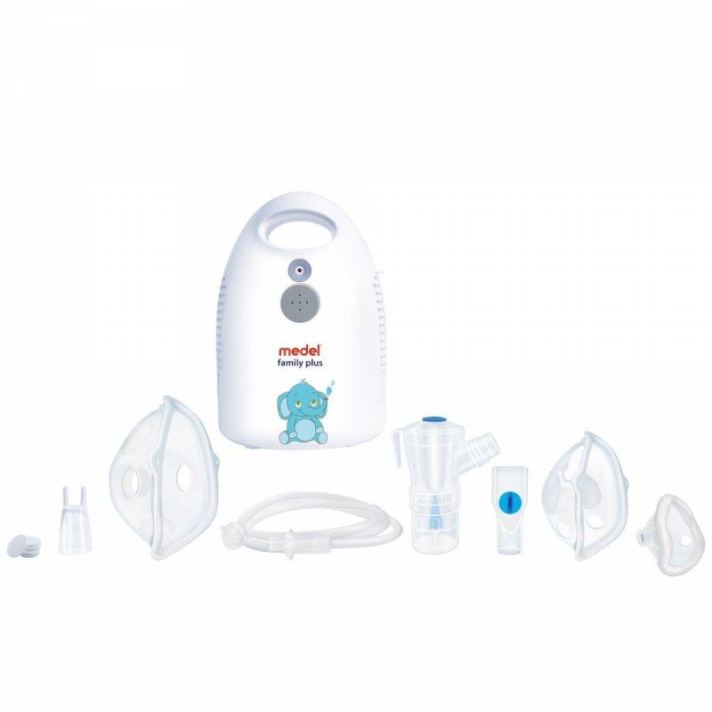 Urządzenie do inhalacji dla niemowląt - Medel Elefante
