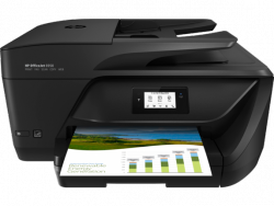 HP Officejet Pro 6950 WiFi MFP
