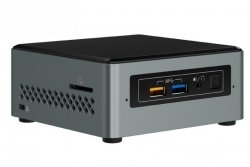 Intel BOXNUC6CAYSAJ, J3455, DDR3-1866, 32GB eMMC, HDMI, BOX