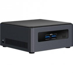 Intel BLKNUC7i5DNH2E, i5-7300U, DDR4-2133, HDMI, BOX