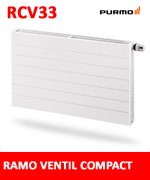 RCV33 Ramo Ventil Compact