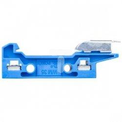 Podstawka montażowa do szyn TS WM-35 niebieska R34RR-05010100201