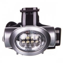 Latarka czołowa LED 60lm 3xAAA P3508