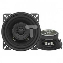 Głośnik samochodowy 2-drożny 100W 4Ohm S-100 4'' 30-601#