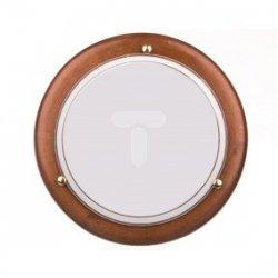Plafoniera Kobi mała dąb P1/2C 1x60W E27 fi260mmE14020100628