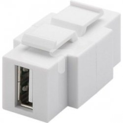 Keystone moduł USB 2.0 - gniazdo USB-A > gniazdo USB-B 79930