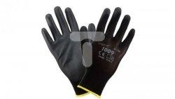 Rękawice robocze ochronne 1009 poliester/poliuretan rozmiar 8 1009_8