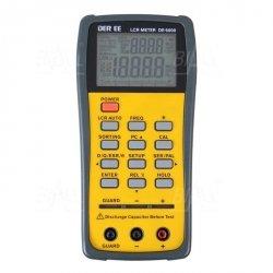 DE5000U Precyzyjny mostek LCR DCR,Q,D, USB