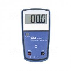 RS3251 Woltomierz AC szkolny cyfrowy