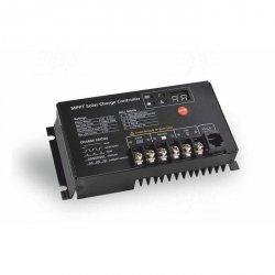 Regulator ładowania solarny MPPT SR-MT2410 12/24V 10A  IP64, Vp 150V