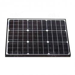 Panel PV monokryst. 12V/50W (668x30x590) Maxx