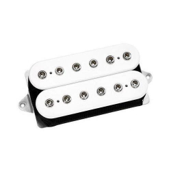 Dimarzio Gravity Storm Bridge F Spaced DP253 White
