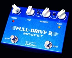Fulltone Full-Drive 2 Mosfet Transport Gratis!
