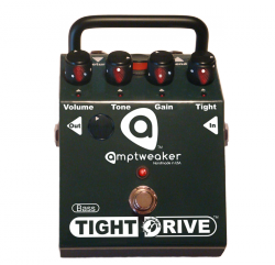 Amptweaker Bass TightDrive MOD - Modded Bass Overdrive