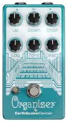 EarthQuaker Devices Organizer V2 - Polyphonic Organ Emulator