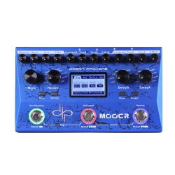 Mooer TDL-3 Ocean Machine Delay Reverb