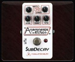 Subdecay Anamnesis Echo