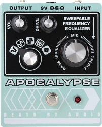 Death by Audio Apocalypse - Overdrive