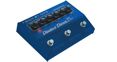 Tech 21 Double Drive 3X Transport Gratis