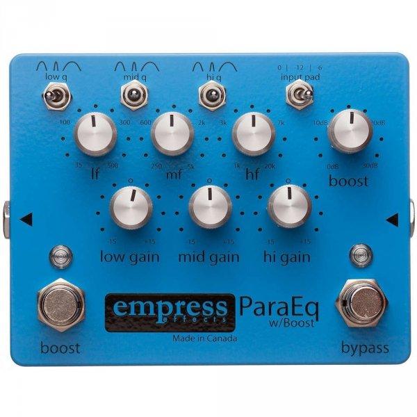 Empress Effects ParaEq /w boost