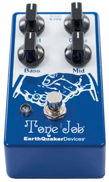 EarthQuaker Devices Tone Job V2 - EQ & Boost