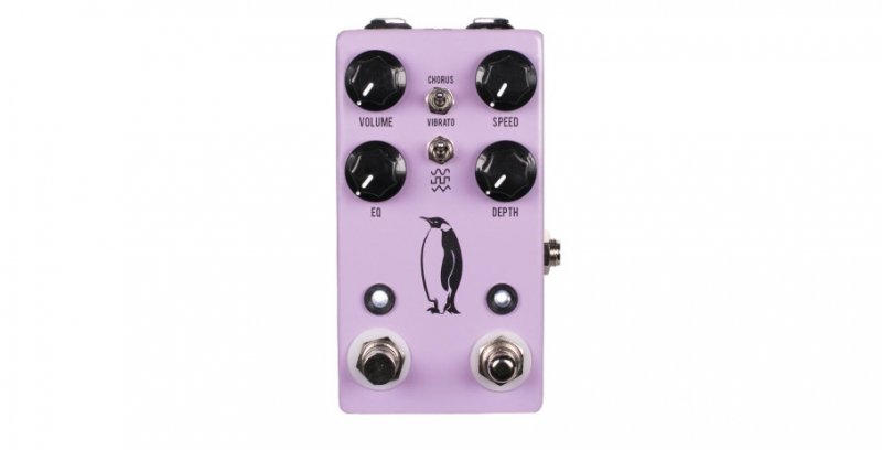 JHS The Emperor V2 - analogue Chorus/Vibrato