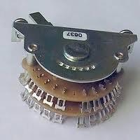 DiMarzio EP1112 5 pozycyjny Przełącznik Megaswitch