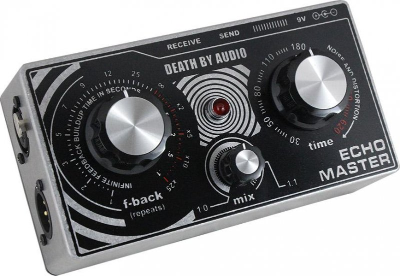Death by Audio Echo Master - Vocal Lo-Fi analogue Tape-Style Delay