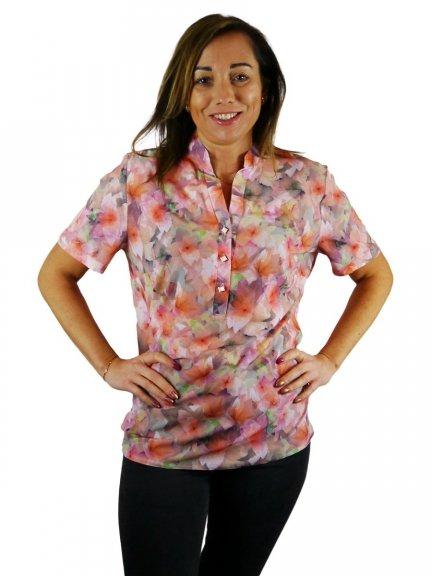 Koszula stójka, bluzka Kreator Studio Mody, r44