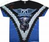Aerosmith Guitar - Liquid Blue