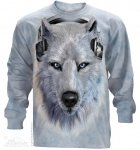 White Wolf DJ - Long Sleeve The Mountain